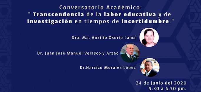 Conversatorio Académico