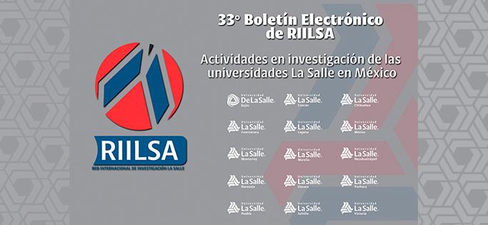 Boletín 33 de la RIILSA