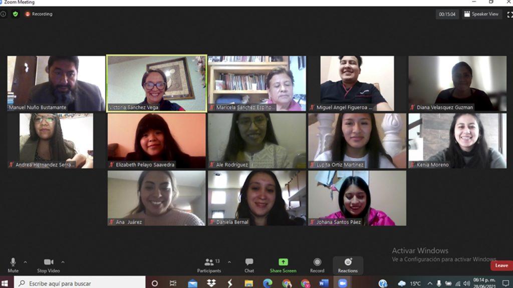 Presentación de Protocolos de Investigación de la Licenciatura en Psicopedagogía en la Universidad La Salle Puebla.