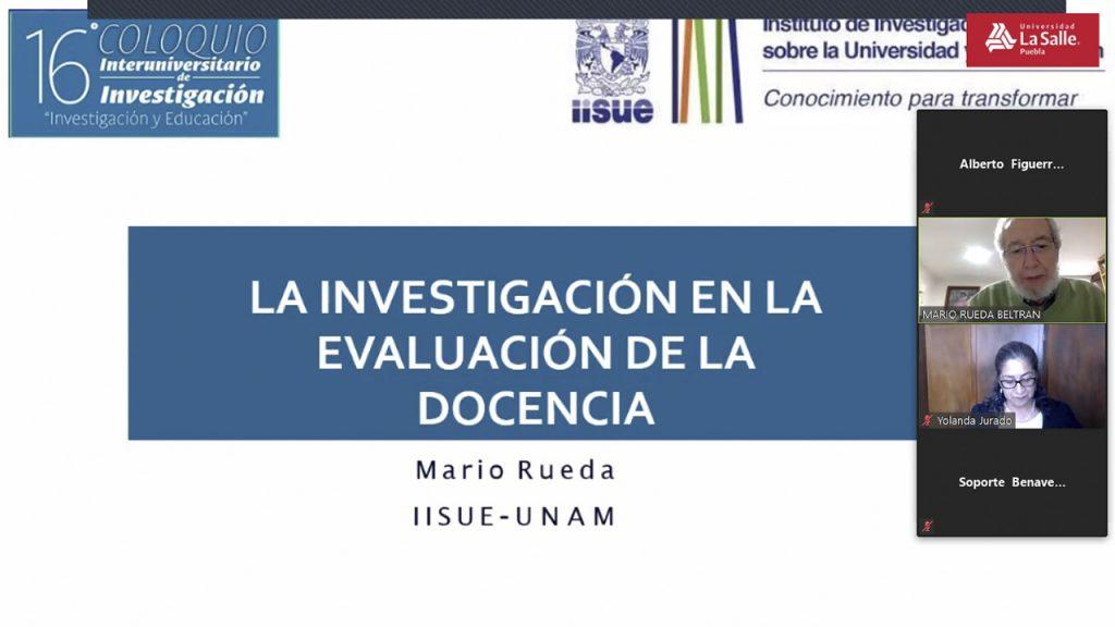 Universidad La Salle Puebla lleva a cabo el 16° Coloquio Interuniversitario de Investigación
