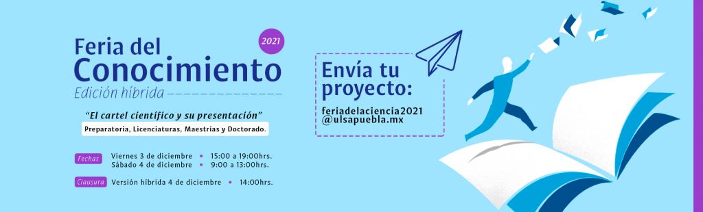 Feria del Conocimiento 2021 (Versión Híbrida).